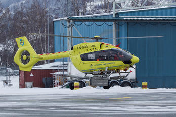 LN-OOR - Norsk Luftambulanse AS Airbus Helicopters EC145 T2
