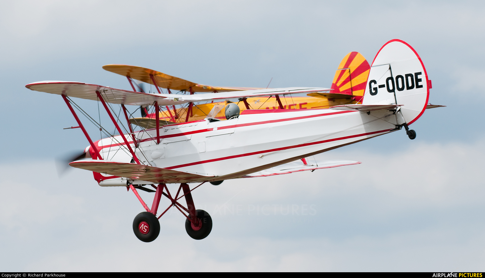 Private G-OODE aircraft at Lashenden / Headcorn