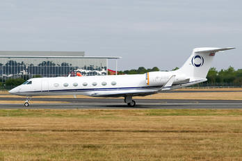 M-USIC - Hampshire Aviation Ltd Gulfstream Aerospace G-V, G-V-SP, G500, G550