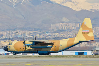 5-8535 - Iran - Islamic Republic Air Force Lockheed C-130H Hercules