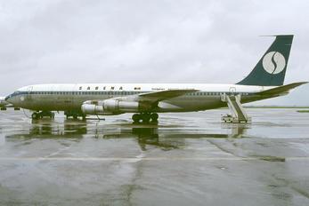 OO-SJM - Sabena Boeing 707-300