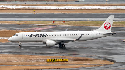 JA243J - J-Air Embraer ERJ-190 (190-100)
