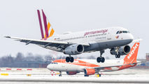 D-AGWE - Germanwings Airbus A319 aircraft