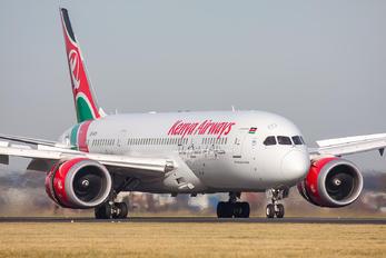 5Y-KZH - Kenya Airways Boeing 787-8 Dreamliner