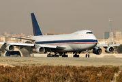 5-8114 - Iran - Islamic Republic Air Force Boeing 747-200F aircraft