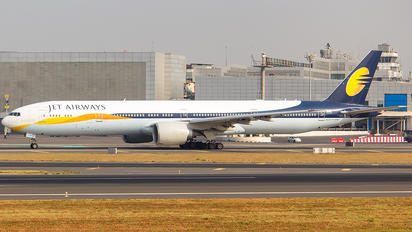 VT-JEU - Jet Airways Boeing 777-300ER