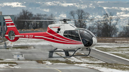HB-ZEP - Heli-Lausanne Eurocopter EC120B Colibri