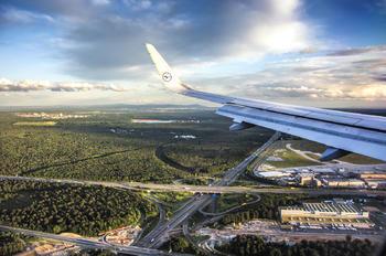 D-AIUE - Lufthansa Airbus A320