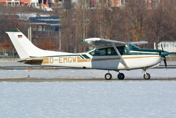D-EMGW - Private Cessna 172 RG Skyhawk / Cutlass