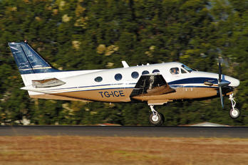 TG-ICE - Private Beechcraft 90 King Air