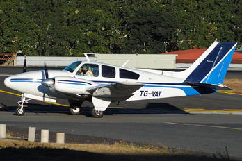 TG-VAT - Private Beechcraft 95 Baron