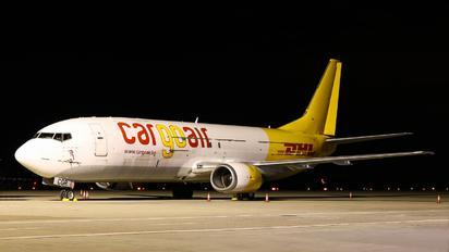 LZ-CGR - Cargo Air Boeing 737-400F