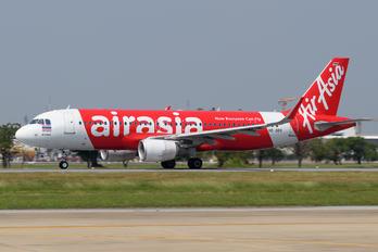HS-BBR - AirAsia (Thailand) Airbus A320