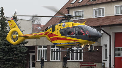 SP-DXA - Polish Medical Air Rescue - Lotnicze Pogotowie Ratunkowe Airbus Helicopters EC135T3