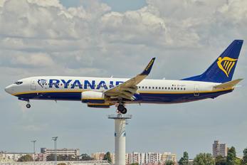 EI-DPT - Ryanair Boeing 737-800