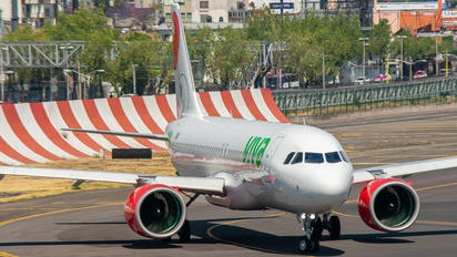 XA-VIK - VivaAerobus Airbus A320 NEO
