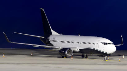 G-TGPG - TAG Aviation Boeing 737-300
