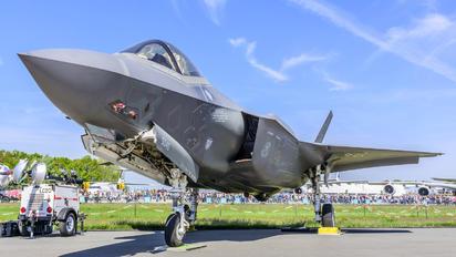 12-5040 - USA - Air Force Lockheed Martin F-35A Lightning II