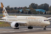 A6-BLM - Etihad Airways Boeing 787-9 Dreamliner aircraft
