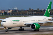 EZ-A779 - Turkmenistan Airlines Boeing 777-200LR aircraft