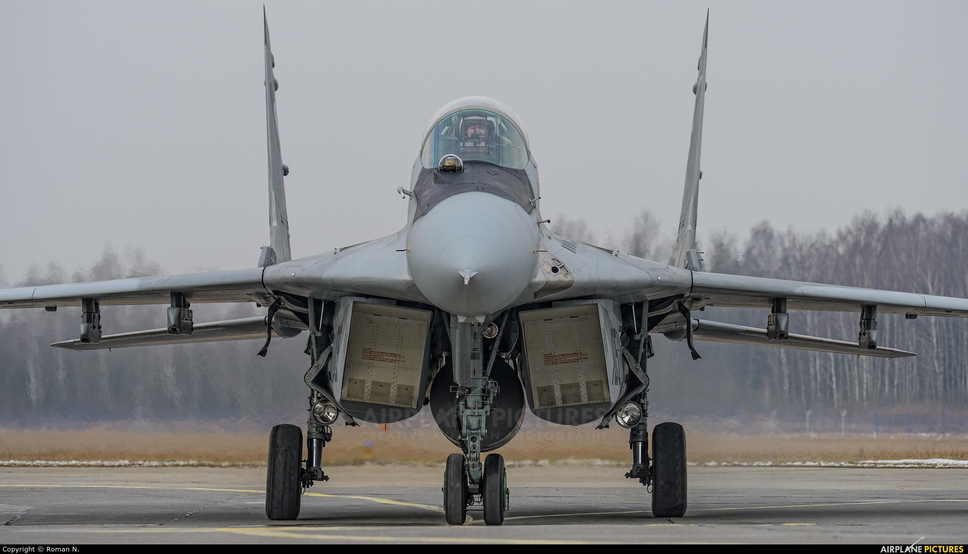 Poland - Air Force 105 aircraft at Mińsk Mazowiecki