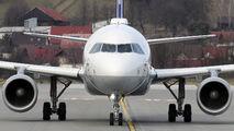 D-AIZJ - Lufthansa Airbus A320 aircraft