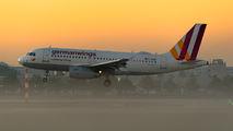 D-AGWK - Germanwings Airbus A319 aircraft