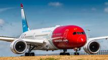 G-CKLZ - Norwegian Air UK Boeing 787-9 Dreamliner aircraft