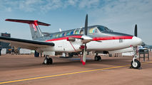 G-GMAD - Gama Aviation Beechcraft 300 King Air 350 aircraft