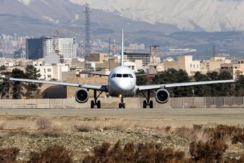 EP-API - Iran Aseman Airbus A320