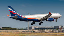 VQ-BBF - Aeroflot Airbus A330-200 aircraft