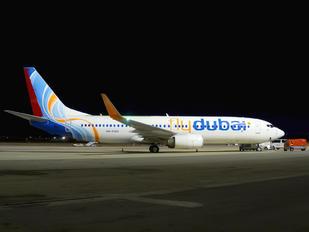 A6-FDO - flyDubai Boeing 737-800
