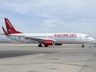 HL8344 - Eastar Jet Boeing 737-800