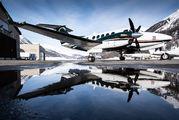 SP-KKS - Private Beechcraft 200 King Air aircraft