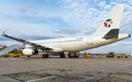 OY-JRK - Danish Air Transport Airbus A320 aircraft