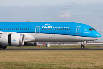 PH-BHE - KLM Boeing 787-9 Dreamliner
