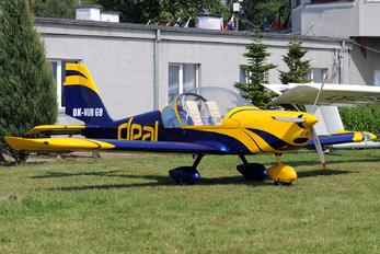 OK-NUR 69 - Private Evektor-Aerotechnik EV-97 Eurostar