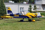 OK-NUR 69 - Private Evektor-Aerotechnik EV-97 Eurostar aircraft