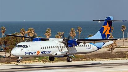 4X-ATI - Israir Airlines ATR 72 (all models)
