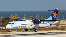 4X-ATI - Israir Airlines ATR 72 (all models) aircraft