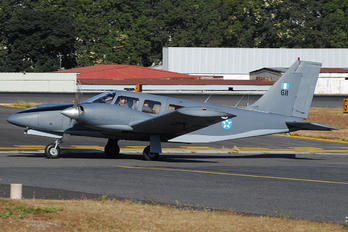 611 - Guatemala - Air Force Piper PA-34 Seneca