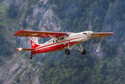 V-622 - Switzerland - Air Force:  Patrouille de Suisse Pilatus PC-6 Porter (all models) aircraft