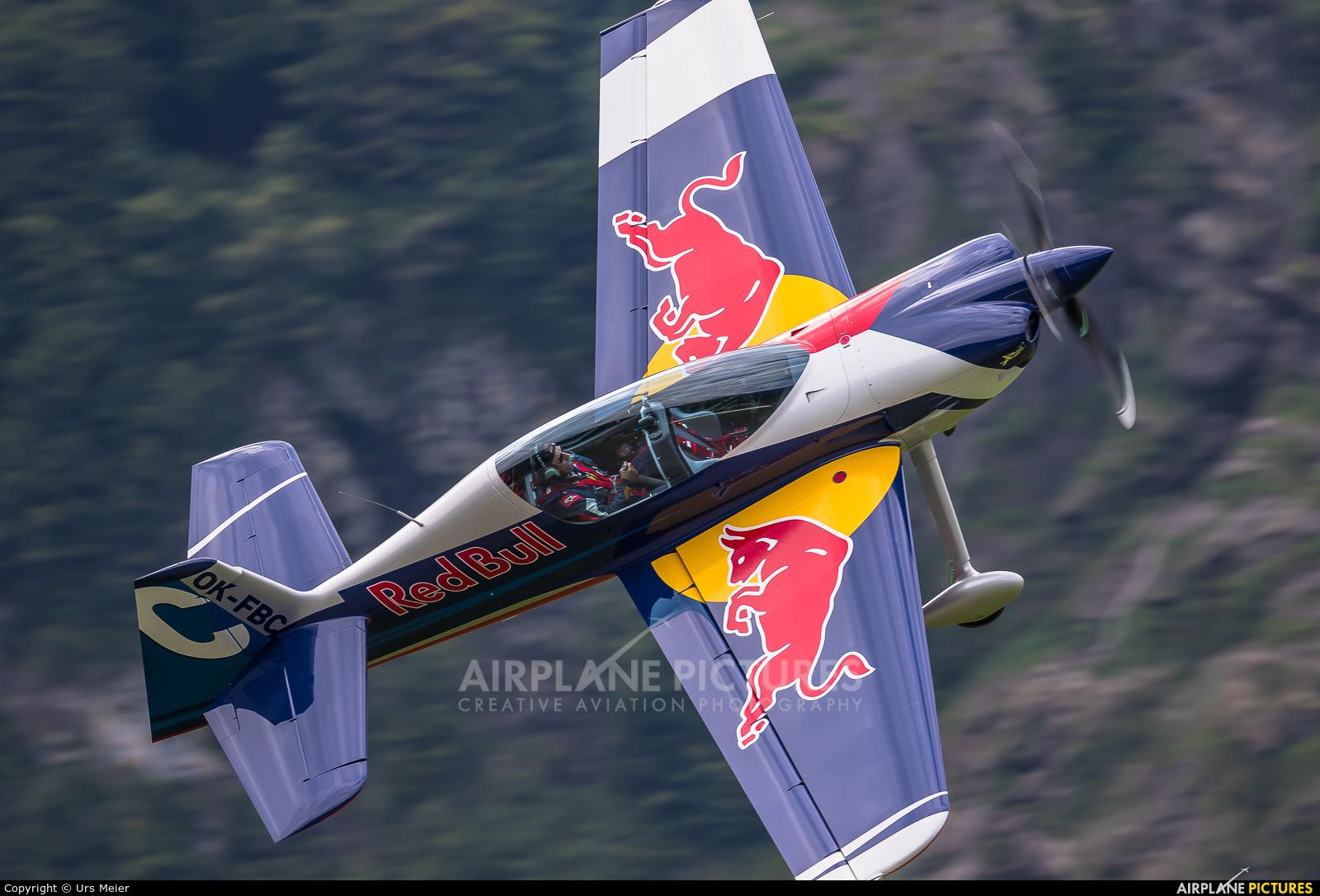 The Flying Bulls : Aerobatics Team OK-FBC aircraft at Mollis