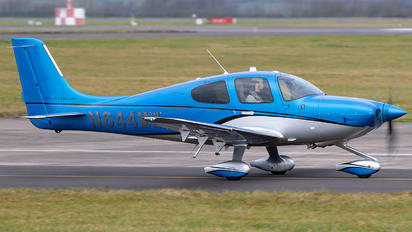 N644MW - Private Cirrus SR-22 -GTS