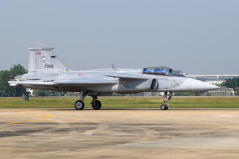 KH20-12/56 - Thailand - Air Force SAAB JAS 39C Gripen