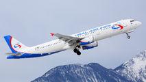 VQ-BGX - Ural Airlines Airbus A321 aircraft