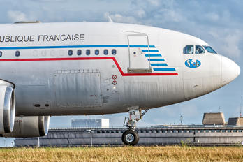 F-RADB - France - Air Force Airbus A310