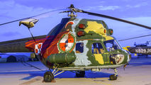 6922 - Poland - Air Force Mil Mi-2 aircraft