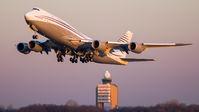 #3 Qatar Amiri Flight Boeing 747-8 BBJ A7-HBJ taken by Tamás Terjék