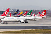 TC-LND - Turkish Airlines Airbus A330-300 aircraft